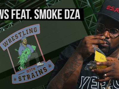 Wrestling With Strains Ep. 1 Feat. Smoke DZA