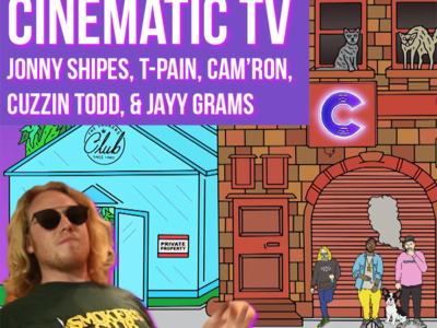 "T-Pain Game of Thrones, Cam'ron's BTS ""Hello"" Video, + Jonnyshipes & Cuzzin Todd – CinematicTV"