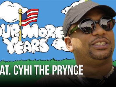 Cyhi the Prynce Enlists Rihanna as First Lady and Raises Taxes on Strippers | Four More Years Ep. 1