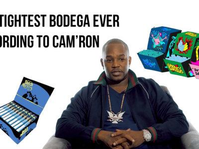Cam'ron Envisions His Dream Bodega | Tightest Ever