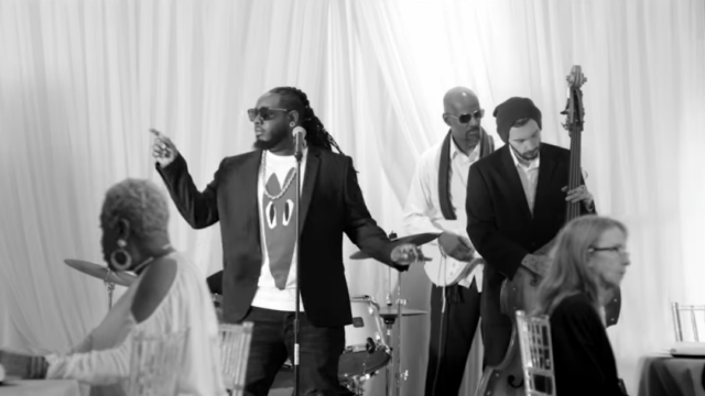 "T-Pain Releases Visuals for ""May I"""