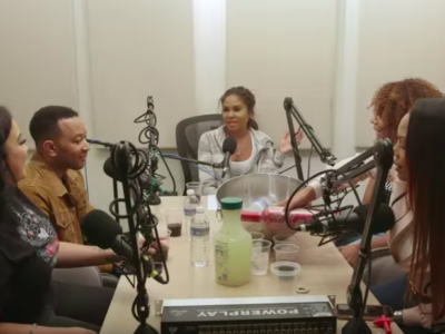 Angela Yee's Lip Service Ft. John Legend