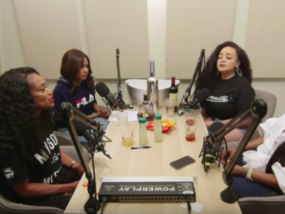 Angela Yee's Lip Service Ft. Kash Doll and Tami Roman