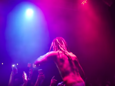 Lil Gnar & Germ Live from Santa Ana