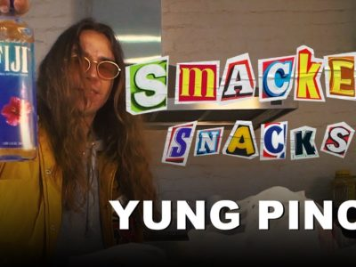Yung Pinch Prepares The Ultimate Stoner Snack | Smacked Snacks